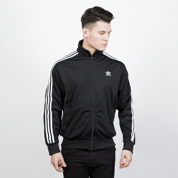 nowe niższe ceny 50% ceny buty skate Adidas Originals Sweatshirt Firebird TT black