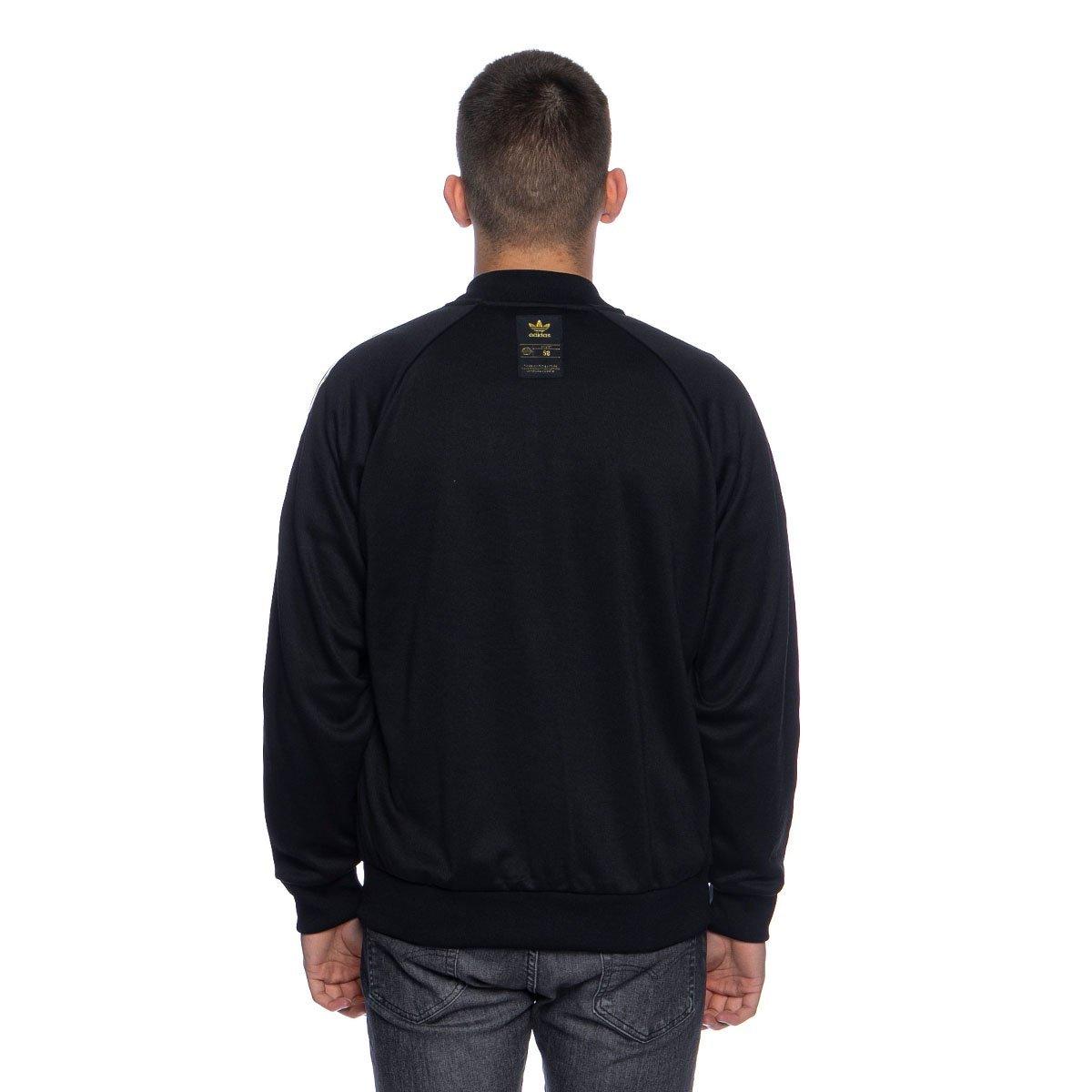 Adidas Originals Sweatshirt SST 24 TT blackgold metallic