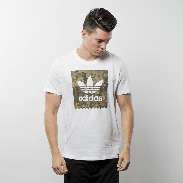 4382dfce4e69e1 Adidas Originals T-shirt Logo RMX T3 white BR4988