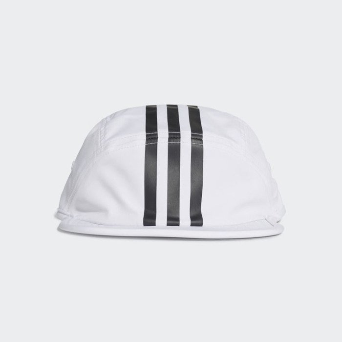 ... Adidas Originals Tech 3 Stripes Cap white   black ... ea747fd508f6