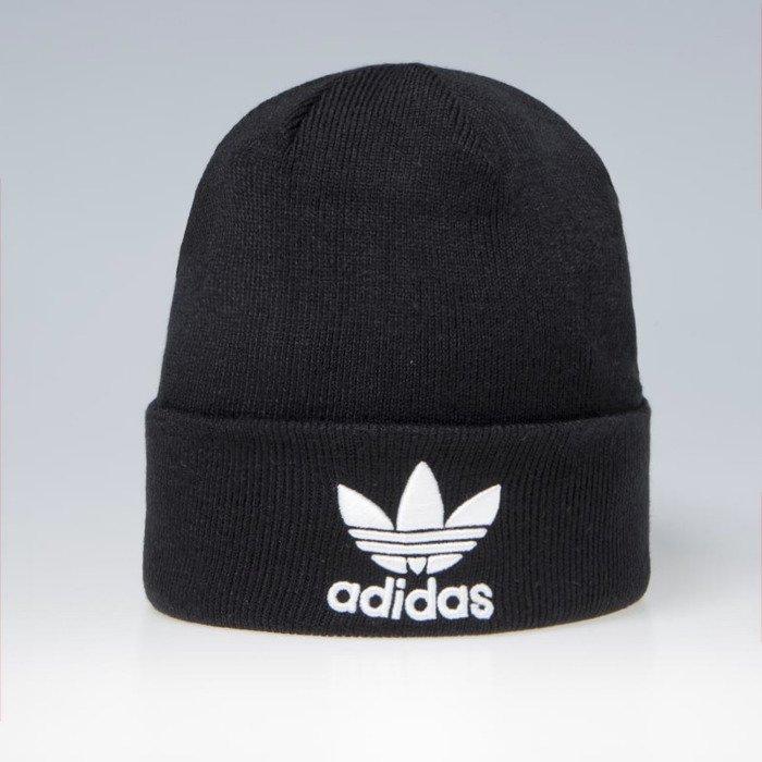 8103f0656c2ed Adidas Originals Trefoil Beanie black BK734