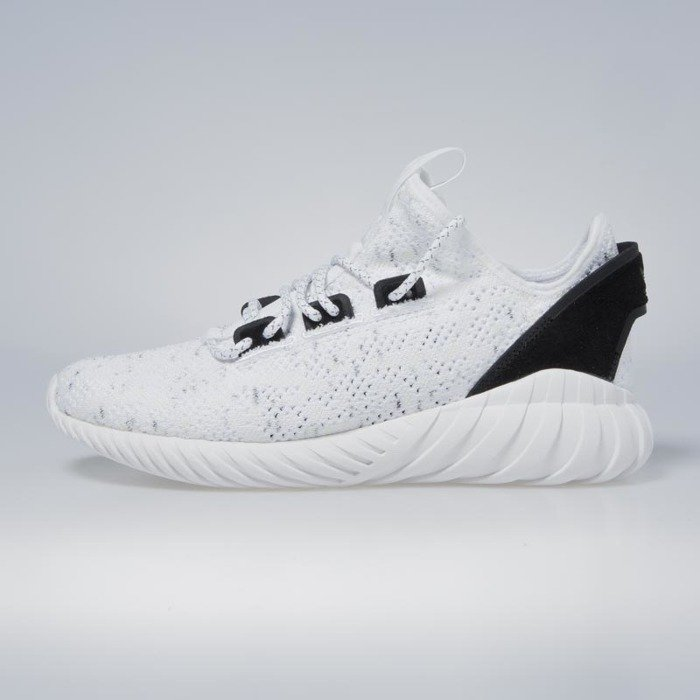 ... Adidas Originals Tubular Doom Sock Primeknit footwear white   core  black BY3558 ... cc43860a5a