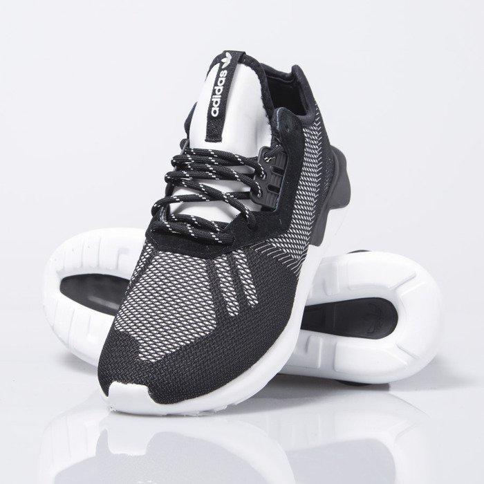 Bienvenido princesa tocino  Adidas Originals Tubular Runner Weave black / white (S74813) | Bludshop.com