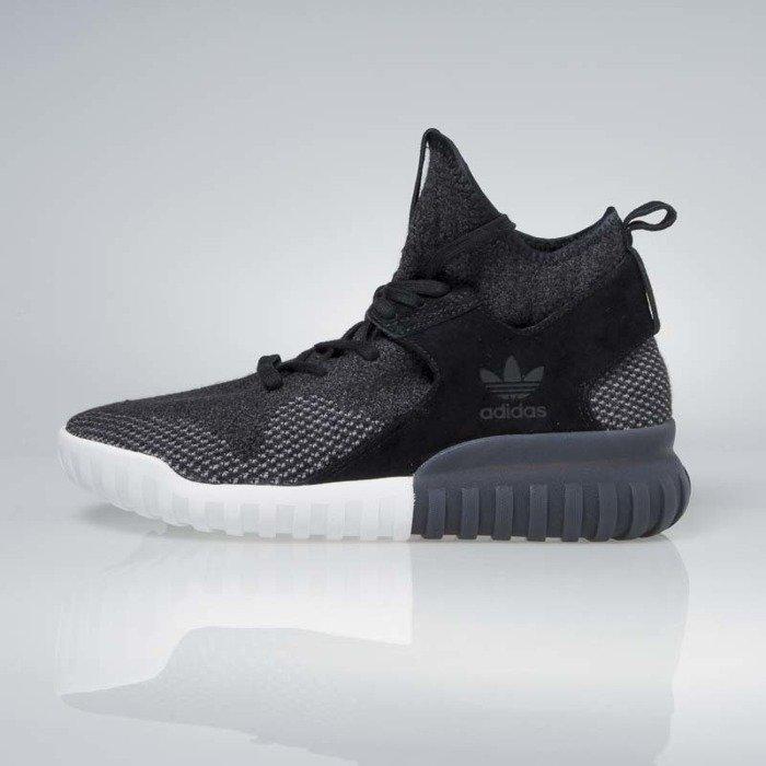 ... Adidas Originals Tubular X Primeknit core Black   dark shale   charcoal  solid grey BB2379 ... 317450f0a