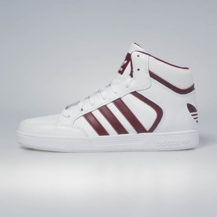 ... Adidas Originals Varial Mid footwear white / collegiate burgundy / footwear white BY4060 ...