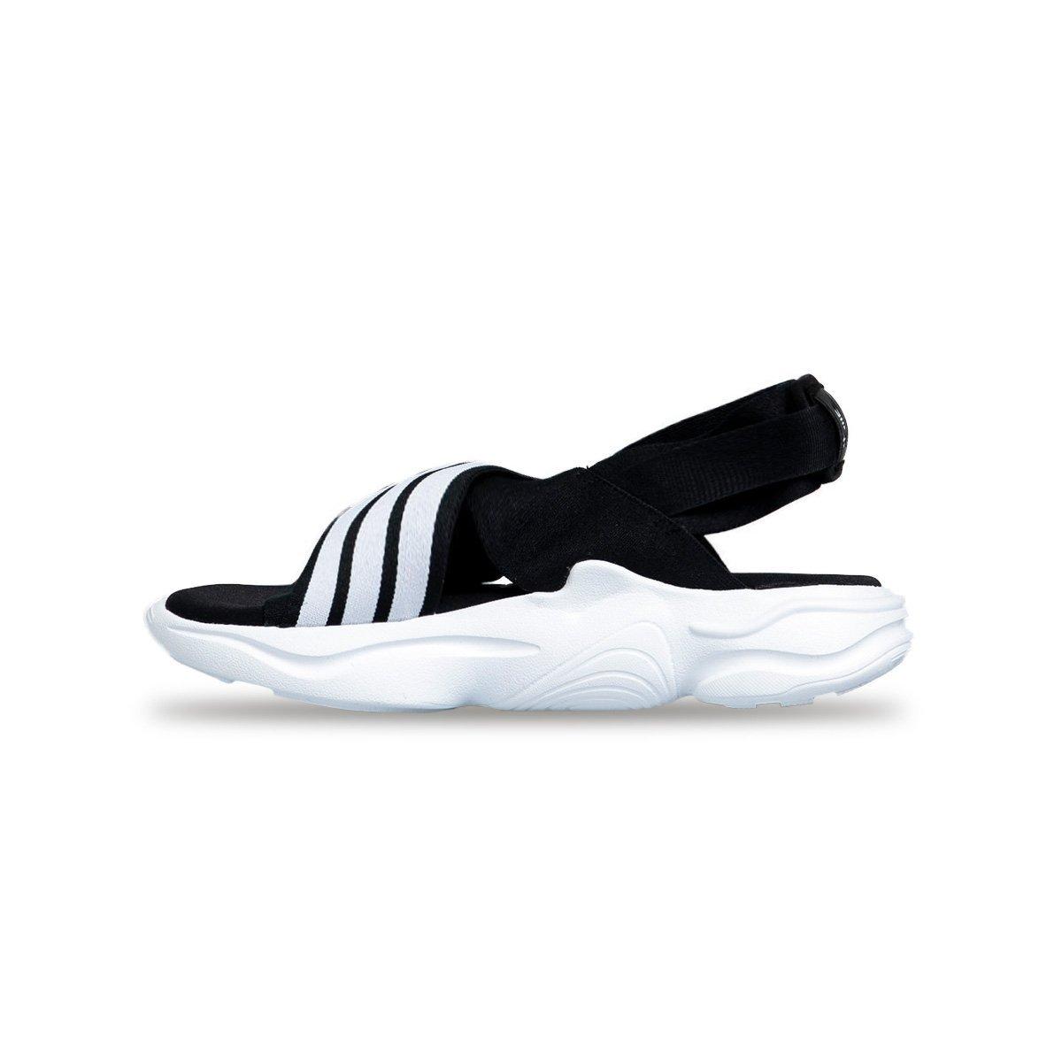 Adidas Originals WMNS Magmur Sandal core blackcloud whitecloud white (EF5863)