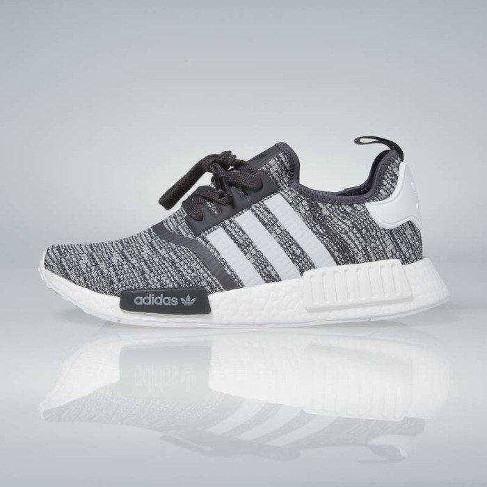 cheap for discount db03b 9cb75 Adidas Originals WMNS NMD_R1 utility black / footwear white / medium grey  BY3035
