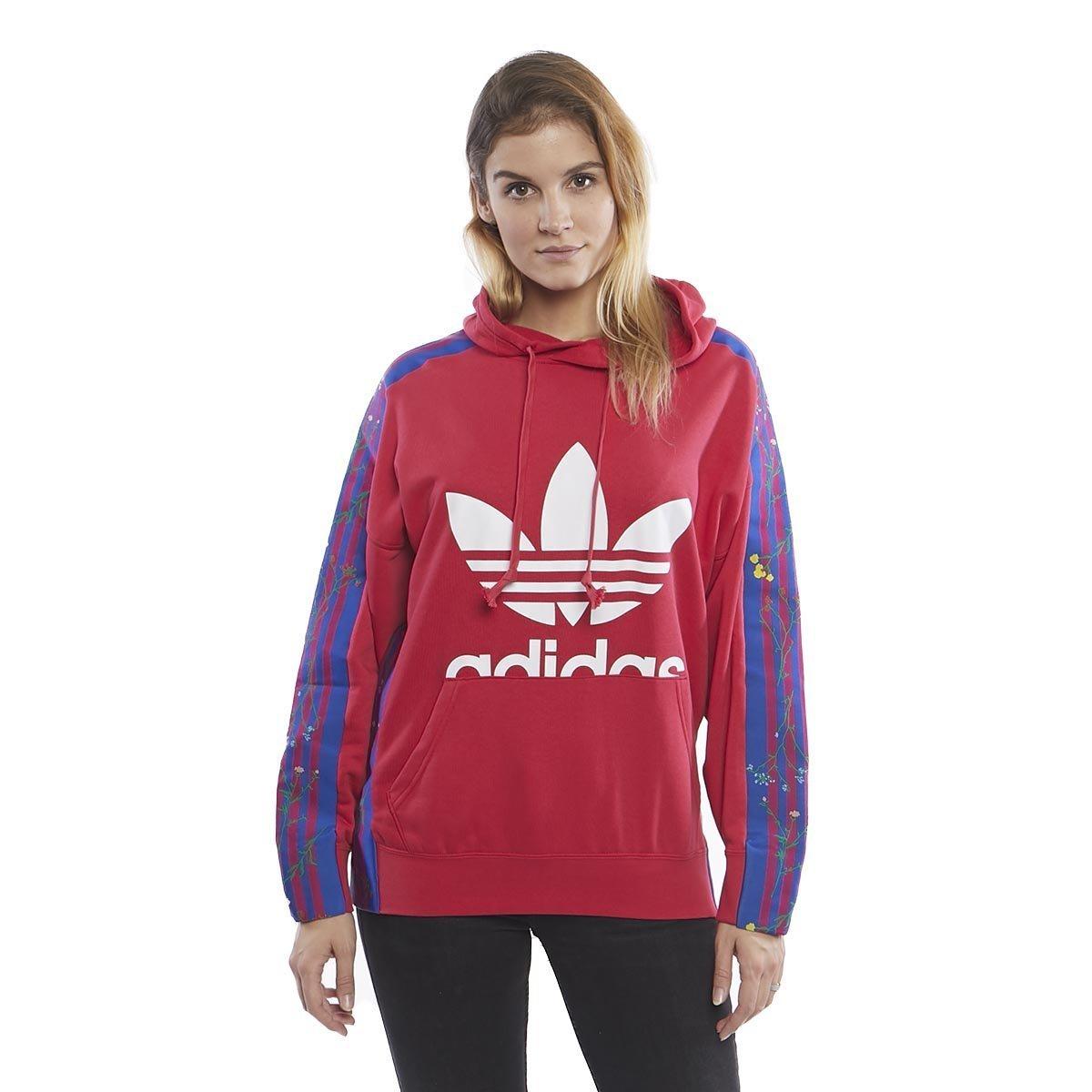 adidas originals wmns hoodie size chart