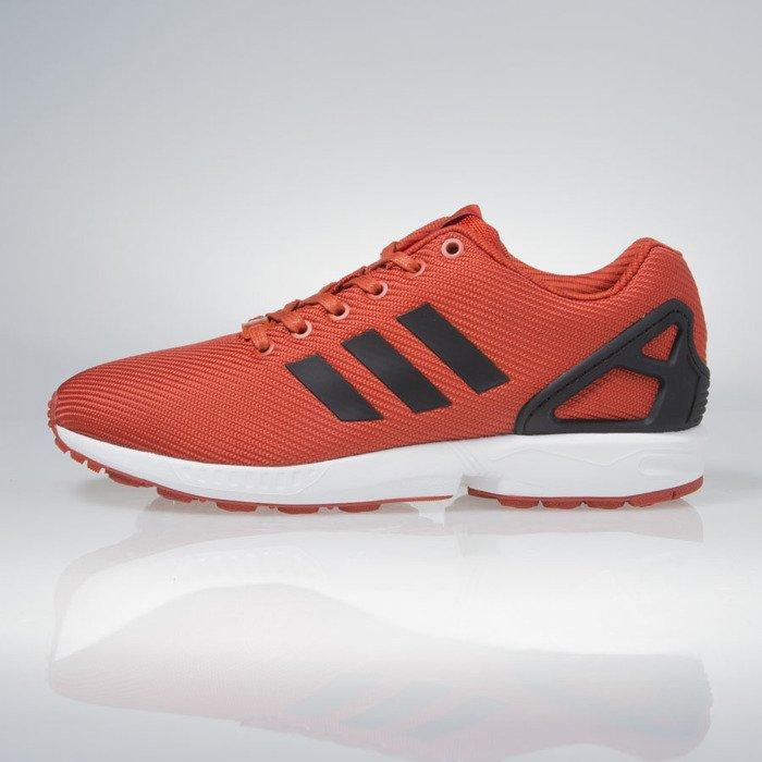 brand new 9ece7 546d6 Adidas Originals ZX Flux rachi / black / white S31521