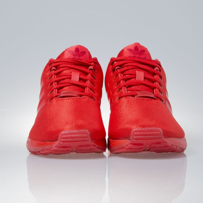 ... Adidas Originals Zx Flux red   red (AQ3098) ... e0ad44b5df20