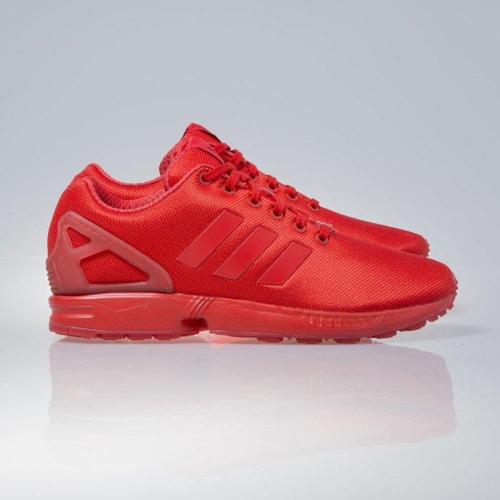 1c54fa71911ca reduced adidas originals zx flux red red aq3098 78703 edc65