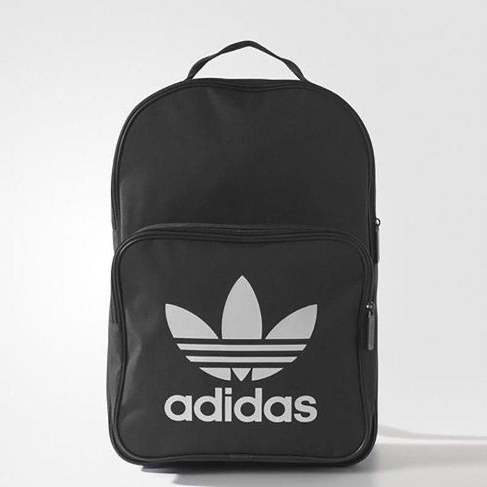 fe8e3d8b531de Adidas Originals plecak BP Clas Trefoil black BK6723