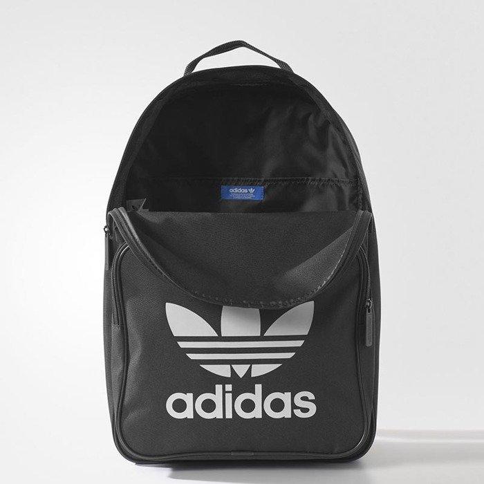 Adidas Originals plecak BP Clas Trefoil black BK6723  abb0f5abdb813