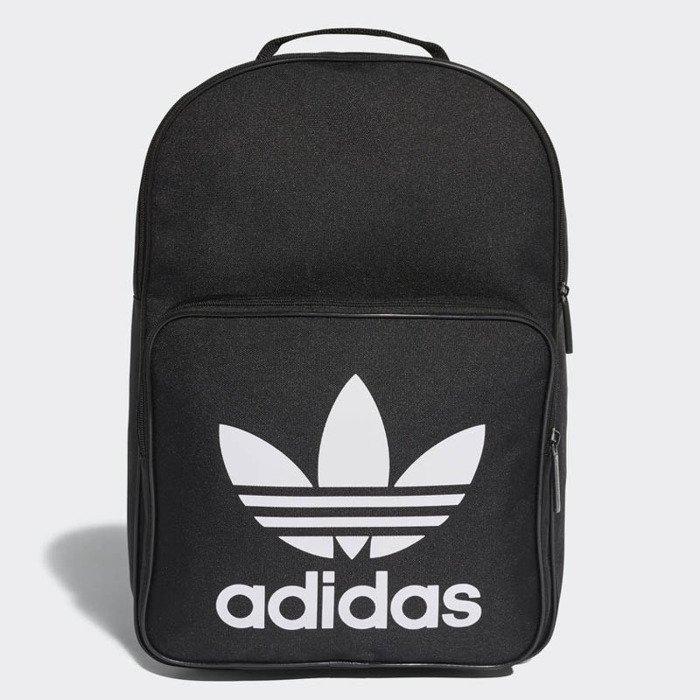 898ba6f6fa93d Adidas Originals plecak BP Clas Trefoil black noir DJ2170