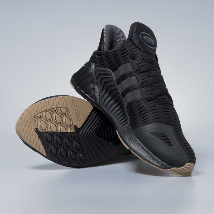 adidas Originals Climacool 02/17 Core Black-Carbon-Gum