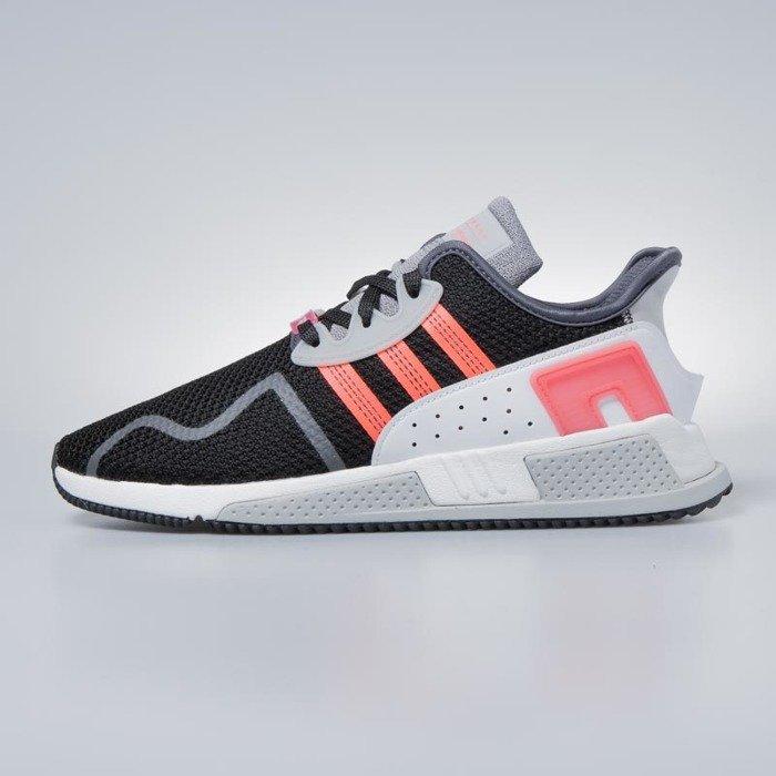 quality design 9123d 84428 Adidas Originals sneakers EQT Cushion ADV core black  sub green  footwear  white AH2231  Bludshop.com