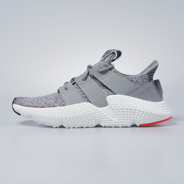... Adidas Originals sneakers Prophere grey heather   footwear white    infrared CQ3023 ... 3a4545bcd