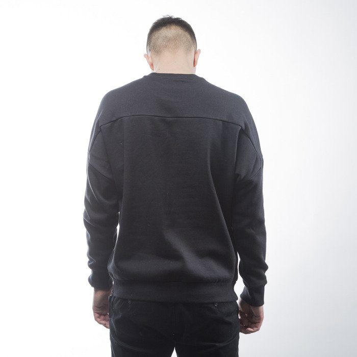 Adidas Originals sweatshirt Street Gpr Crew black (AJ7709)