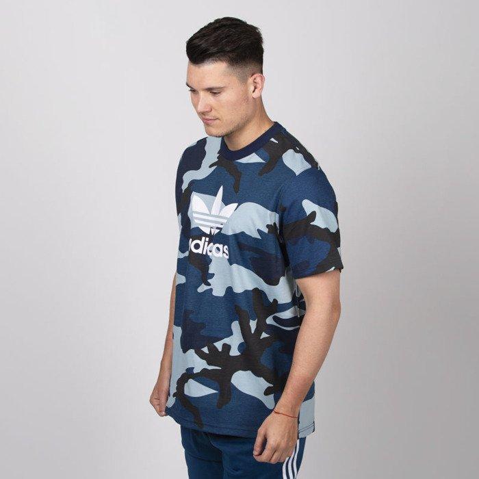 b3144bd7 Adidas Originals t-shirt Camo Tee multicolor / navy | Bludshop.com