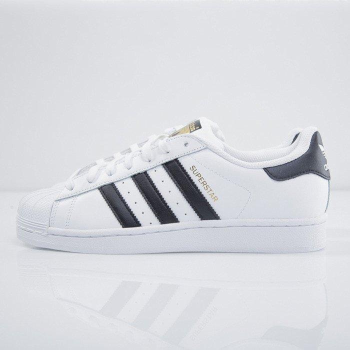 ... Adidas Superstar white / black (C77124) ...