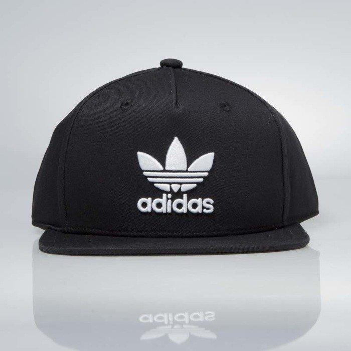 18a78d38d2f Adidas snapback AC Cap Tre Flat black BK7324