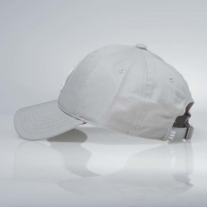 fea09d2b5d5 ... Adidas starpback Trefoil Cap medium grey heather solid grey BK7282 ...