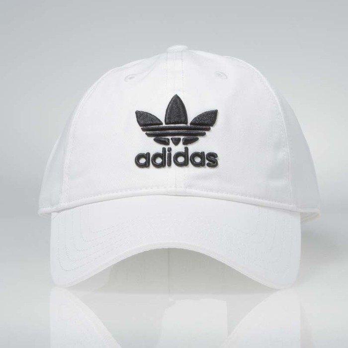 d804a3d6418c7 ... Adidas starpback Trefoil Cap white   black WMNS (BR9720) ...