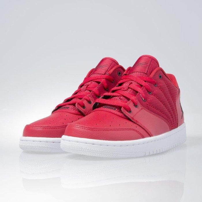 separation shoes e0864 b6fb7 Air Jordan 1 Flight 4 Low gym red / black-white (833805-601)