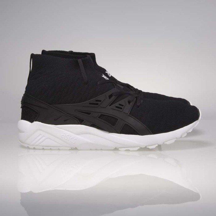 new style fa151 8aa61 Asics Gel-Kayano Trainer Knit MT black / black H7P4N-9090