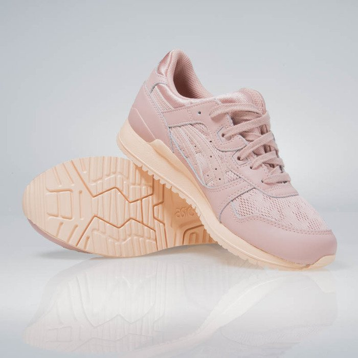 asics gel lyte iii peach and beige
