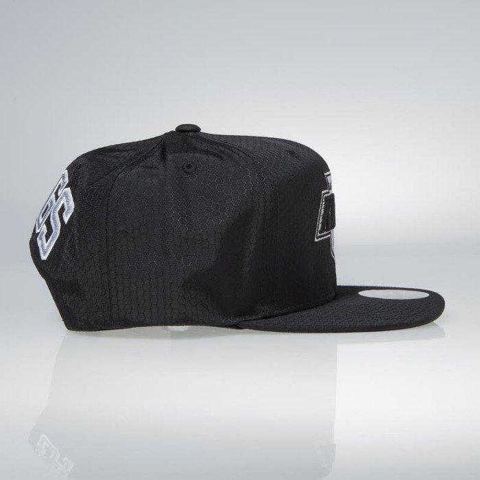 sale retailer c5d32 a723e ... Cap Mitchell   Ness snapback Los Angeles Kings black Black Ripstop  Honeycomb ...