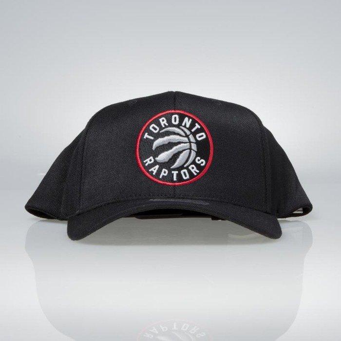 more photos 4a8ec 75c8d ... inexpensive cap mitchell ness snapback toronto raptors black team logo  high crown flexfit 6e4b4 50c11