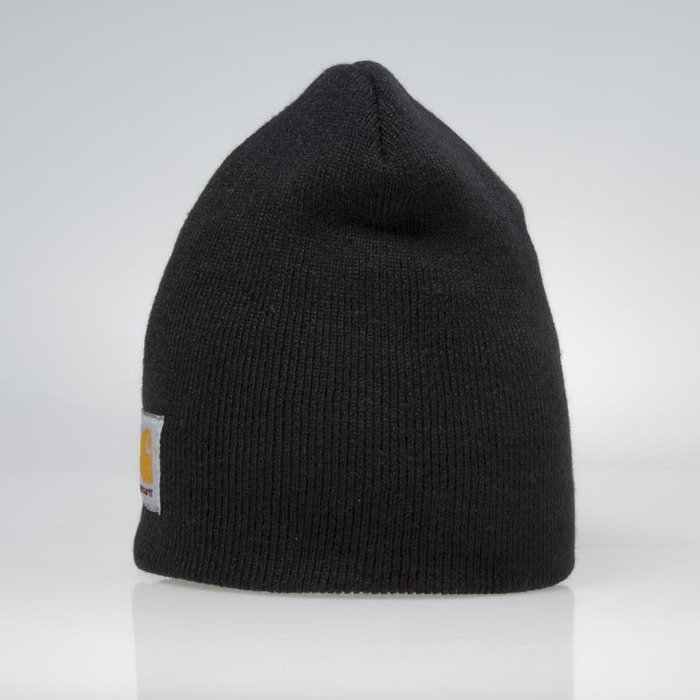 24658877c Carhartt WIP Acrylic Knit Hat black