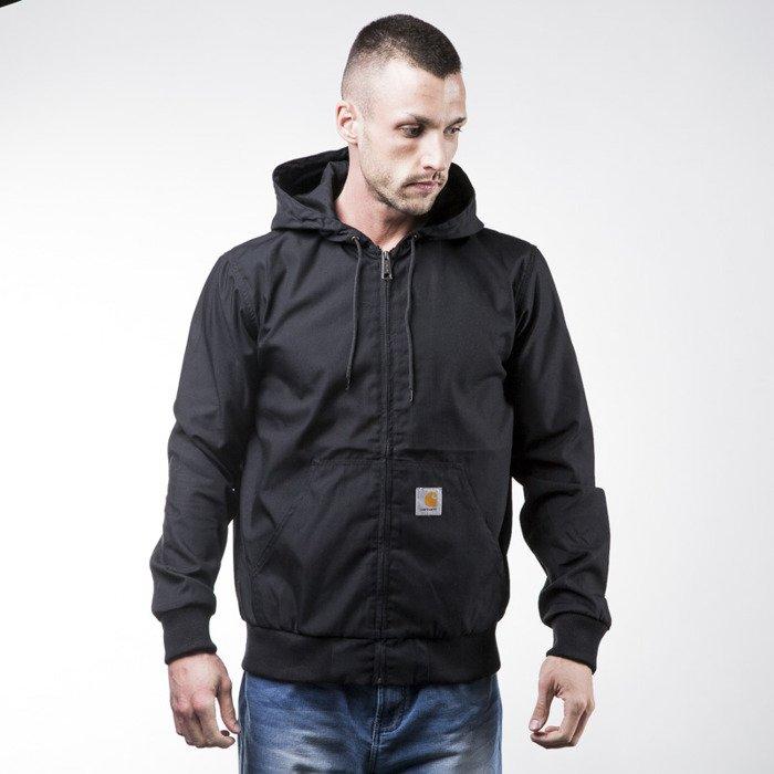 215e87aa19b Carhartt WIP Active Jacket black rlgld | Bludshop.com