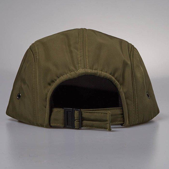 ad6bd011d0ba3 ... Carhartt WIP cap Military Logo Cap 5Panel rover green ...