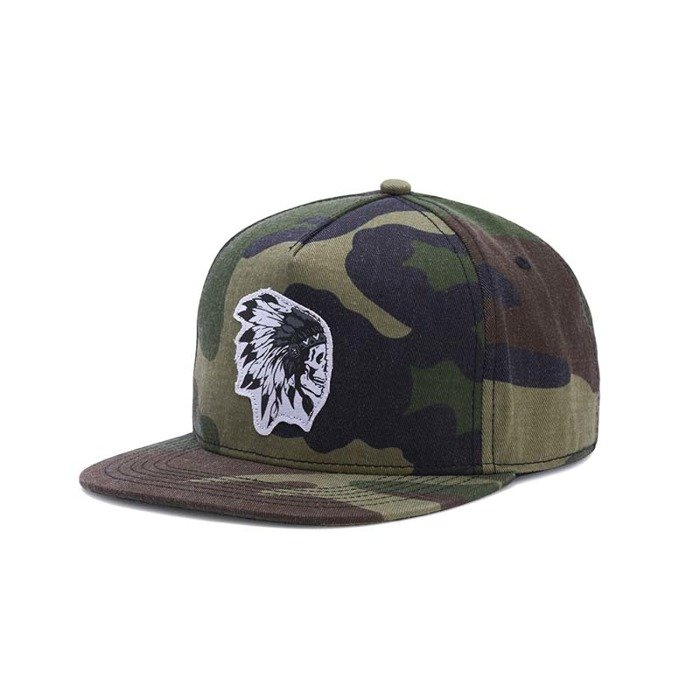 fd30c42812d18 Cayler   Sons Black Label Freedom Corps Cap woodland   white ...