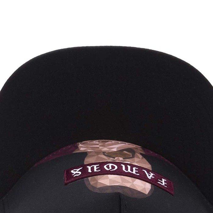 Cayler /& Sons Snapback Drop Out Black Bordeaux