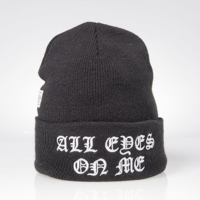 029a61c9835 Cayler   Sons Eyes On Me Old School Beanie black   white WL-CAY-AW15-BN-05