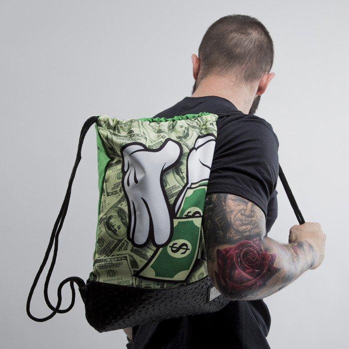 Cayler   Sons gym bag Make It Rain green   black   white (CAY-SU15 ... 579259c9758