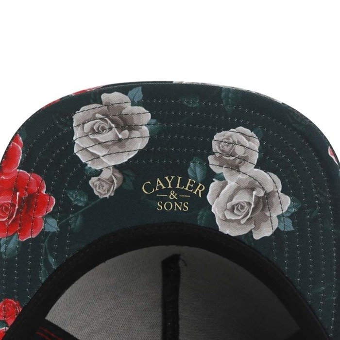 Cayler   Sons snapback WL Good Life Cap black ... b6317a0a3824