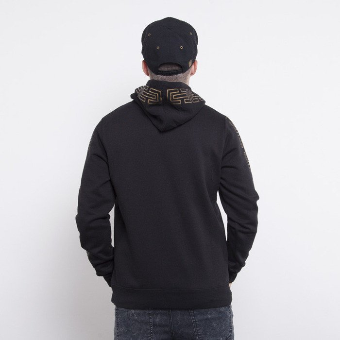 ... Cayler & Sons sweatshirtt Goldie hoody black / gold CAY-AW14-AP- ...