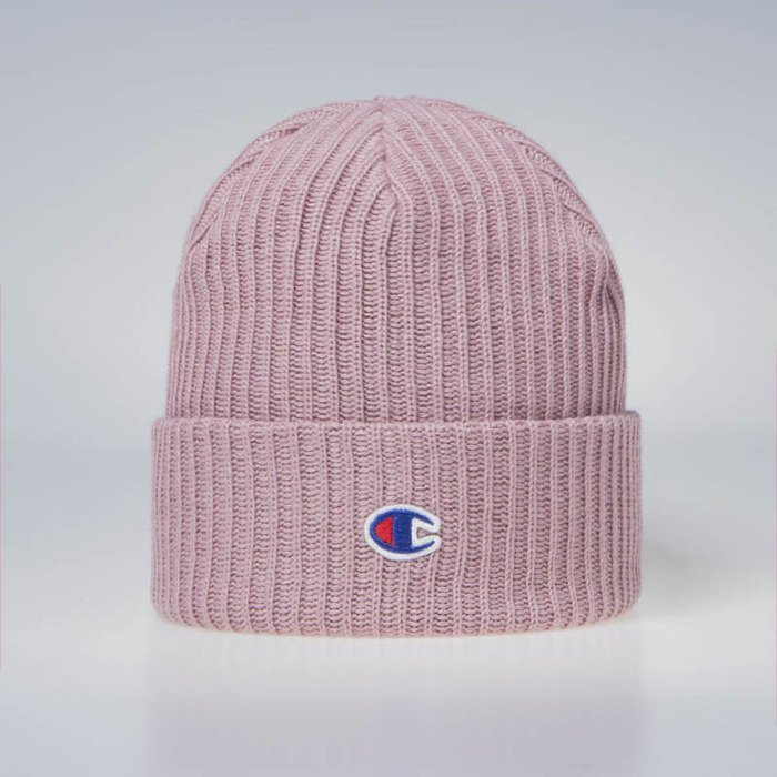 7fd8a01d6 Champion C Logo Beanie pink