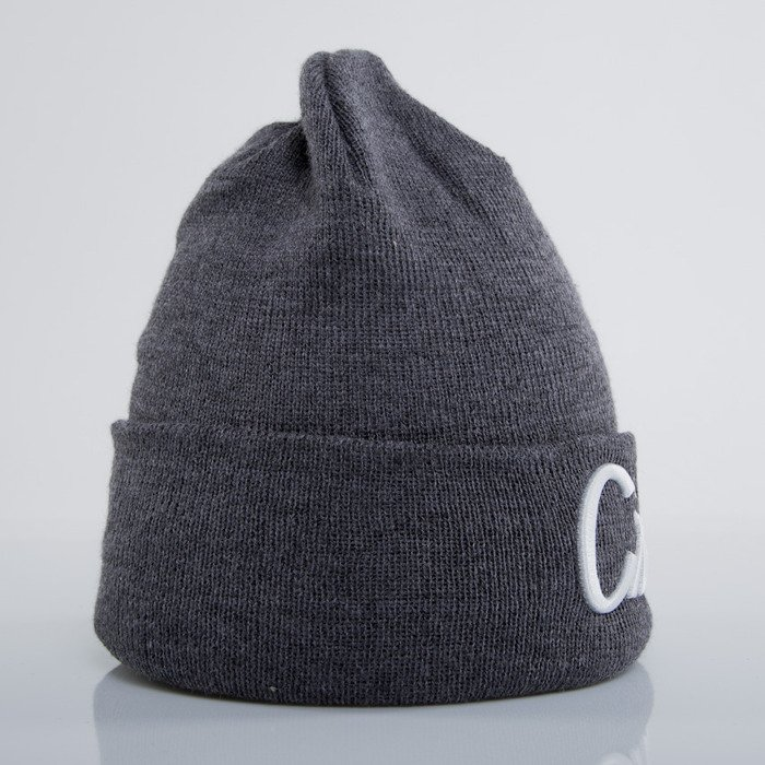 Crooks /& Castle Team Crooks Beanie Hat Speckle Grey