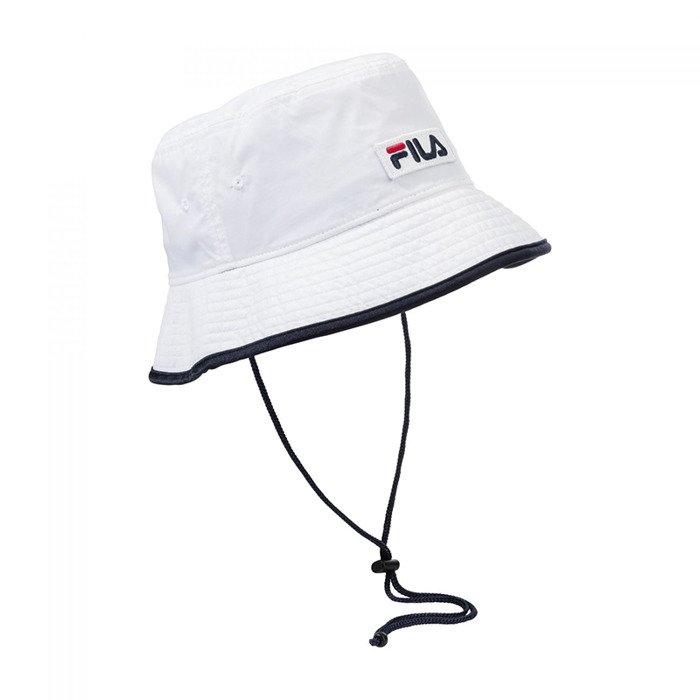 8edcaa8139ffa8 Fila Sail Bucket Hat bright white | Bludshop.com