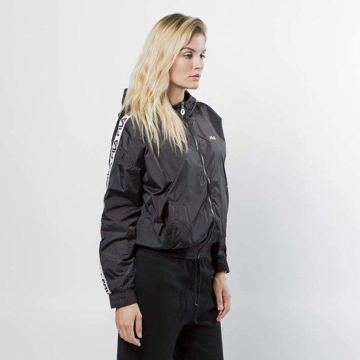 Fila Woman Tilda Hooded Wind Jacket black