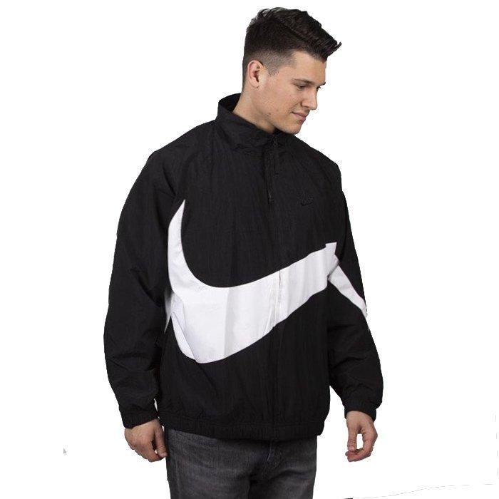 bdda1e8d9 Jacket Nike Sportswear HBR Jacket WVN STMT black | Bludshop.com