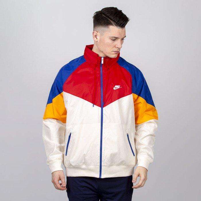 new concept 4c52c bb24d Jacket Nike Sportswear Windrunner light cream   Bludshop.com