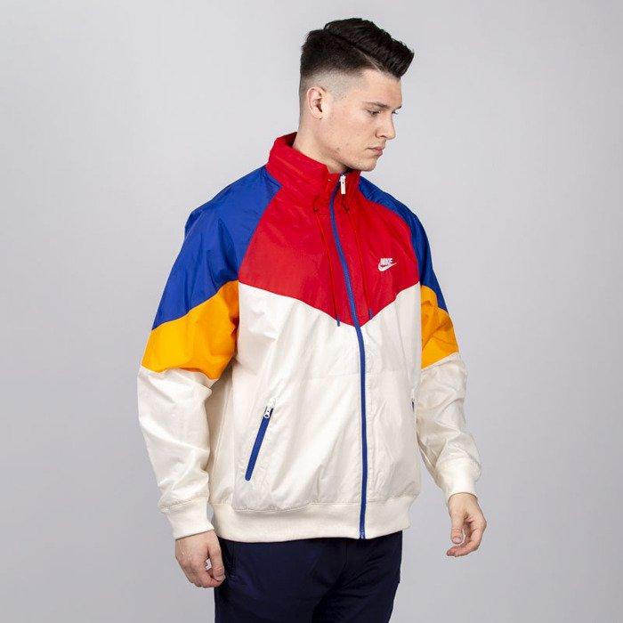 715636089 Jacket Nike Sportswear Windrunner light cream