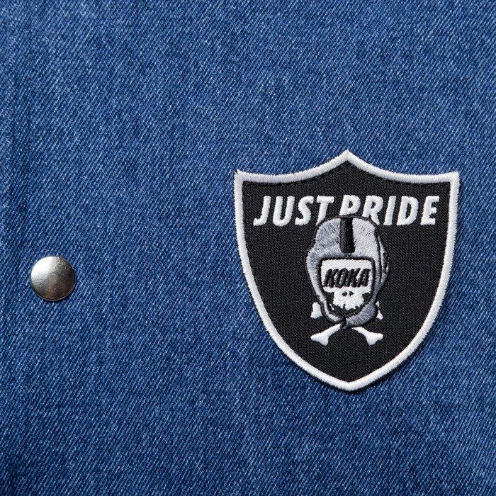 KOKA R.O.D. Baseball Jacket blue / white