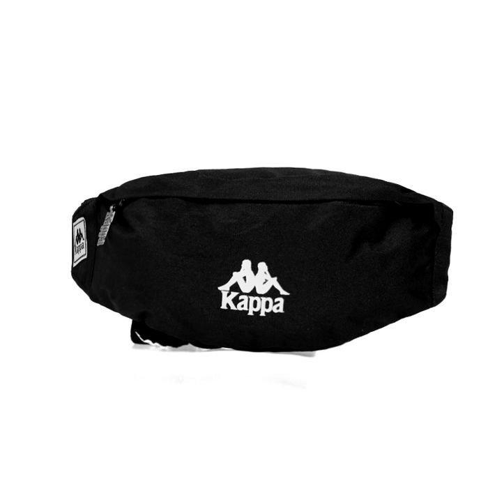 vanidad desvanecerse Paloma  Kappa Edion Hip Bag black | Bludshop.com